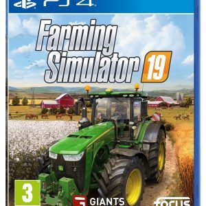 Playstation 4 Ps4 Farming Simulator 19 Peli