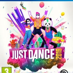 Playstation 4 Ps4 Just Dance 2019 Peli