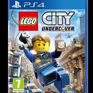Playstation 4 Ps4 Lego City Undercover Peli
