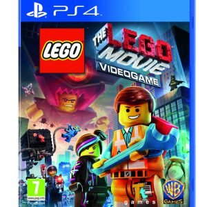 Playstation 4 Ps4 Lego Movie The Videogame Peli