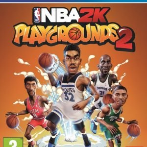 Playstation 4 Ps4 Nba 2k Playgrounds 2 Peli