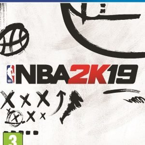 Playstation 4 Ps4 Nba 2k19 Peli