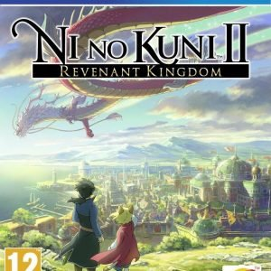 Playstation 4 Ps4 Ni No Kuni Ii: Revenant Kingdom Peli