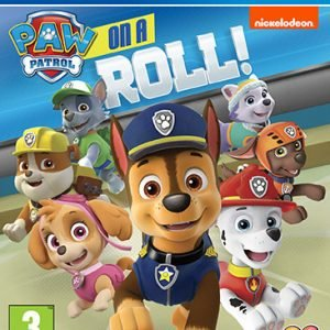 Playstation 4 Ps4 Paw Patrol: On A Roll Ryhmä Hau Peli