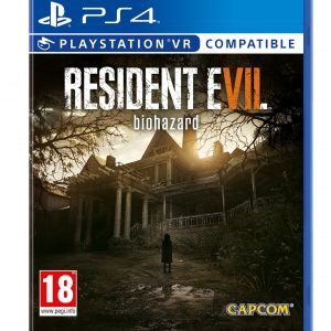 Playstation 4 Ps4 Resident Evil 7 Biohazard Peli
