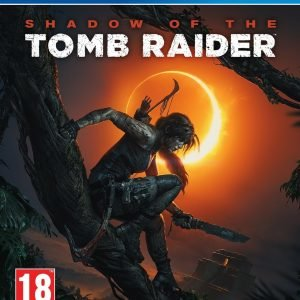 Playstation 4 Ps4 Shadow Of The Tomb Raider Peli
