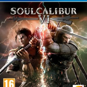 Playstation 4 Ps4 Soulcalibur Vi Peli
