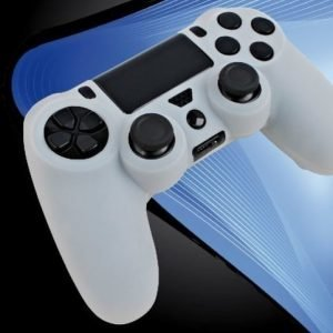 Playstation 4 - Silicon Skin White (ORB)