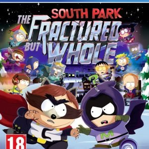 Playstation 4 South Park: The Fractured But Whole Peli