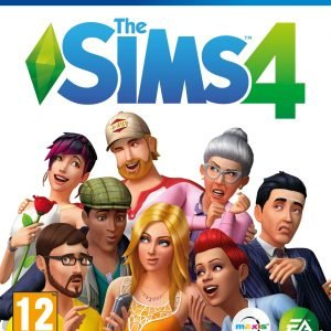 Playstation 4 The Sims 4 Ps4 Peli