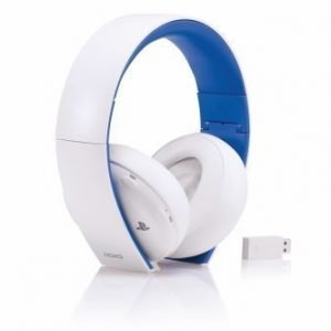 Playstation 4 Wireless Stereo Headset 2.0 White