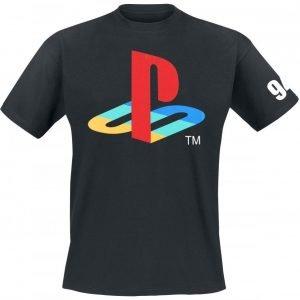Playstation Classic Logo T-Paita