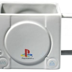 Playstation Console 3d Muki