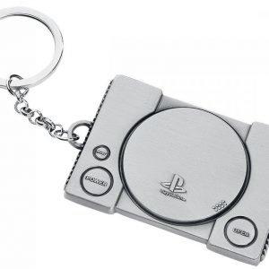 Playstation Console Keychain Avaimenperä