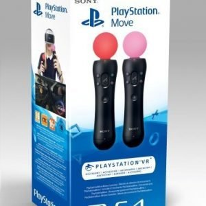 Playstation Move V2 Double Pack
