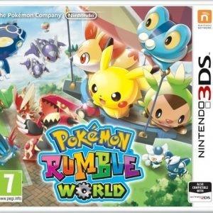 Pokémon Rumble World