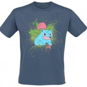 Pokemon Ivysaur T-Paita