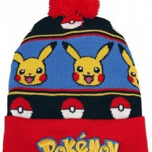 Pokemon Logo With Pikachu Pipo