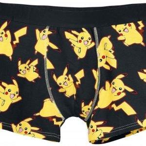 Pokemon Pikachu Allover Bokserit