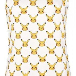 Pokemon Pikachu Allover Naisten Toppi