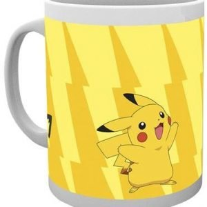 Pokemon Pikachu Evolve Muki