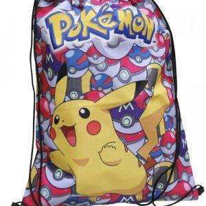 Pokemon Pikachu Jumppakassi