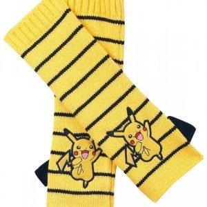 Pokemon Pikachu Käsisuojat