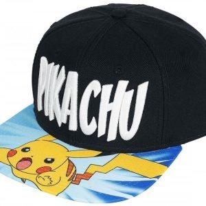Pokemon Pikachu Lightning Snapback-Lippis