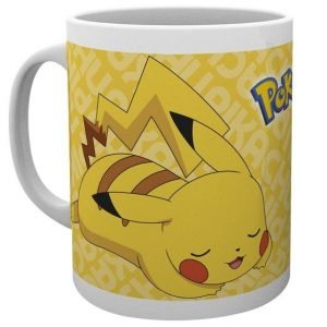 Pokemon Pikachu Rest Muki