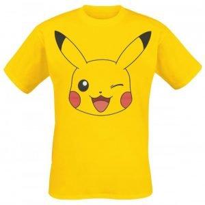 Pokemon Pikachu T-Paita