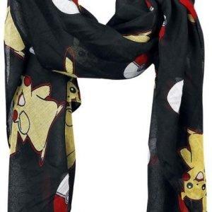 Pokemon Pokeball And Pikachu Huivi
