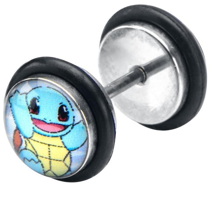 Pokemon Squirtle Feikkinappisetti