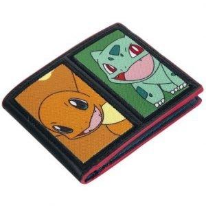 Pokemon Starting Characters Lompakko