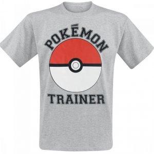 Pokemon Trainer T-Paita