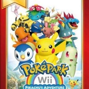 Pokepark Wii: Pikachu's Adventure (Selects)