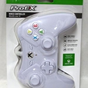 Pro EX Controller for XBOX One - White With Audio Out