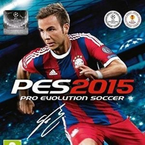 Pro Evolution Soccer 2015 - Day 1 Edition