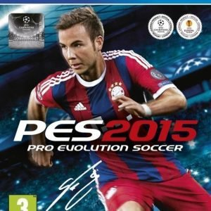 Pro Evolution Soccer 2015 - Day 1 Edition