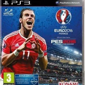 Pro Evolution Soccer (PES) - EURO 2016 Version