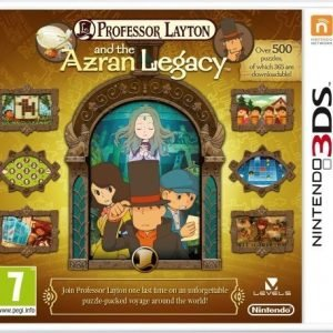 ProfessorLayton and the Azran Legacy