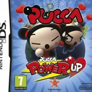 Pucca Power Up