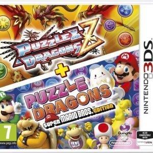 Puzzle & Dragon Z + Puzzle & Dragons Super Mario Bros Edition