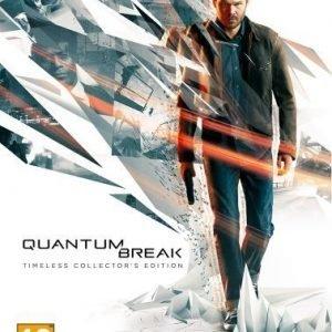 Quantum Break Timless Collectors Edition