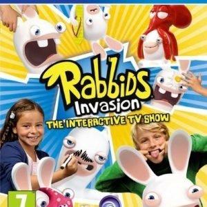 Rabbids Invasion Interactive TV-Show