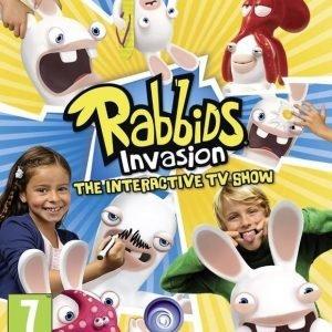 Rabbids Invasion - The Interactive TV Show (Nordic)