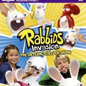 Rabbids Invasion - The Interactive TV Show (Nordic)