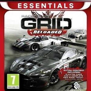 Race Driver Grid (Toca): Reloaded Essentials