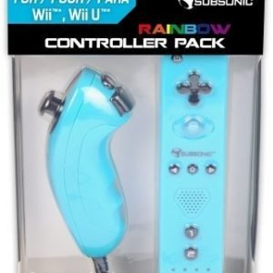 Rainbow Controller Pack + Blue