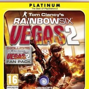 Rainbow Six Vegas 2 Complete Edition Platinum