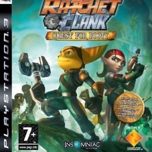Ratchet & Clank Quest for Booty